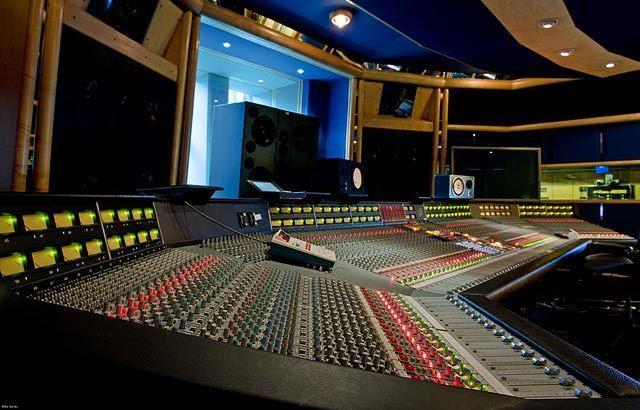Music Recording Studios